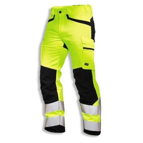 uvex Schutzbekleidung protection flash+strom Herren-Cargohose Modell 7432