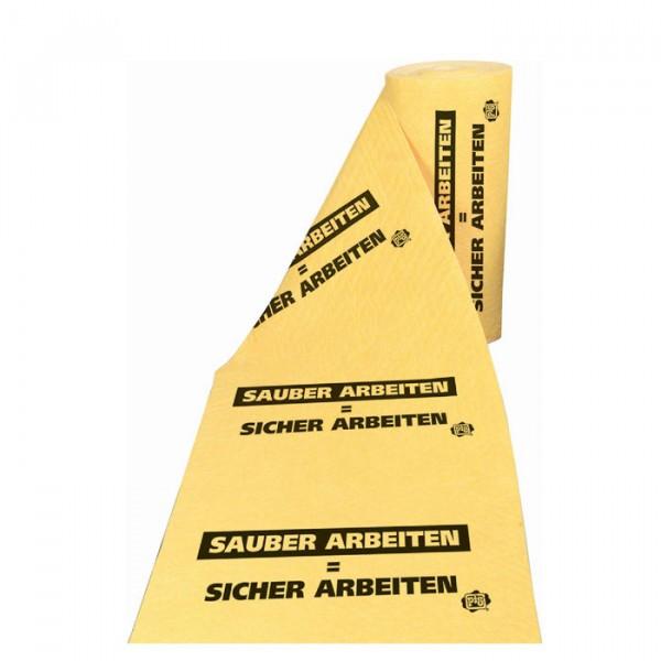 CHAT MAT Universal Rolle 61 cm x 23 m, gelb/schwarz
