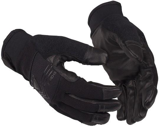 Schnittschutz-Handschuhe 6203 CPN Guide aus Leder, CPN-Mesh, Knöchelschutz