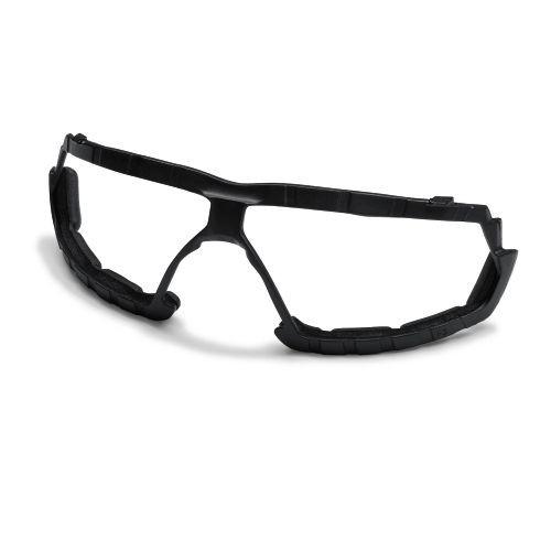 uvex Ersatzrahmen 9190001 schwarz für Schutzbrille i-3