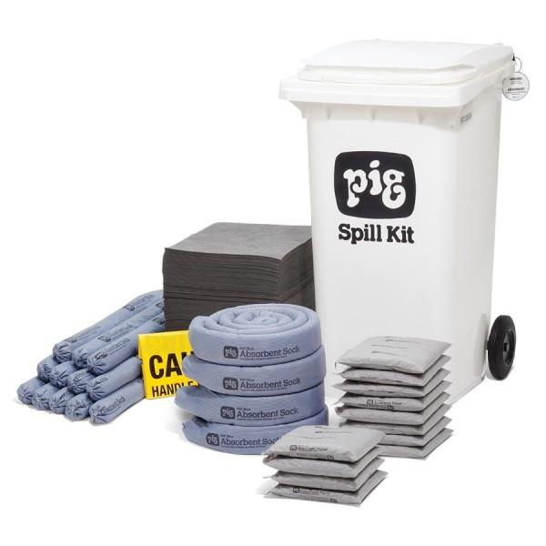 Fahrbarer Notfallkit Container - Medium Universal KITE202