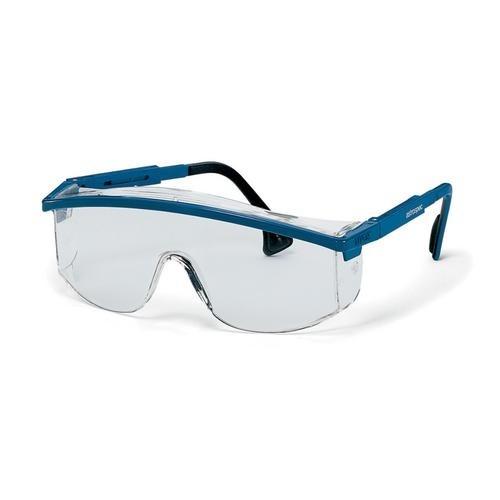 uvex Schutzbrille 9168265 astrospec blau/schwarz, PC farblos, Beschlagfrei
