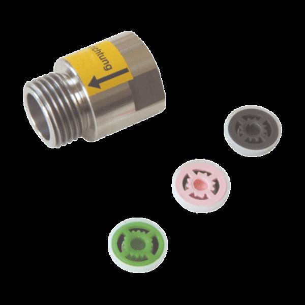 B-Safety Automatischer Mengenregulator BR 012 418 für Augenduschen