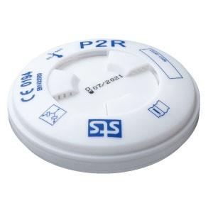 STS Partikelfilter / Wechselfilter für STS Atemschutzmasken