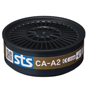 STS Gasfilter / Wechselfilter für STS Atemschutzmasken