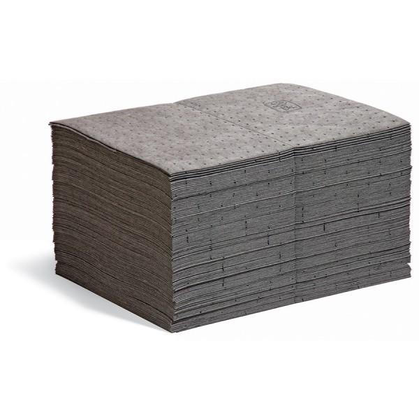 Universal Saugmatten Medium-Weight, grau, 38 x 51 cm, 125 Matten im Karton