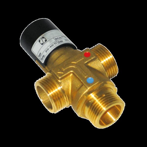 B-Safety Thermostatmischventil BR 710 950 für Notduschen