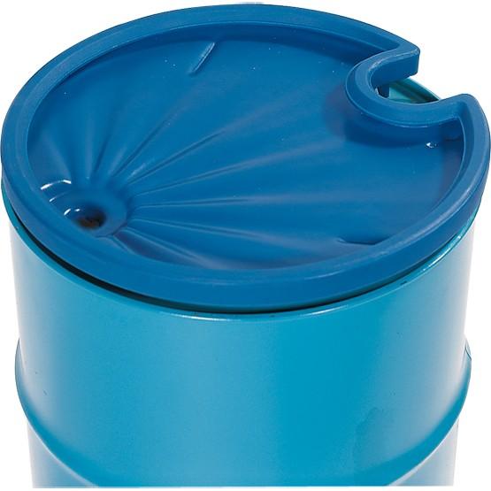 Fasstrichter aus PE ohne Sieb für 200 Liter Fässer, Ø 580 mm