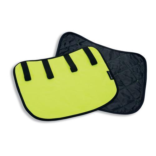 uvex kühlender Nackenschutz, gelb, für alle uvex Helme