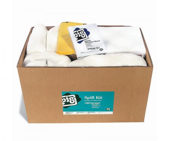Nachfüllpackung KITR403 für Notfallkit - Transportkarren Oil-Only