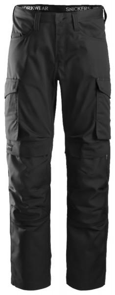 Snickers Workwear Service Line 6801 Service Herren Arbeitshose mit Kniepolstertaschen