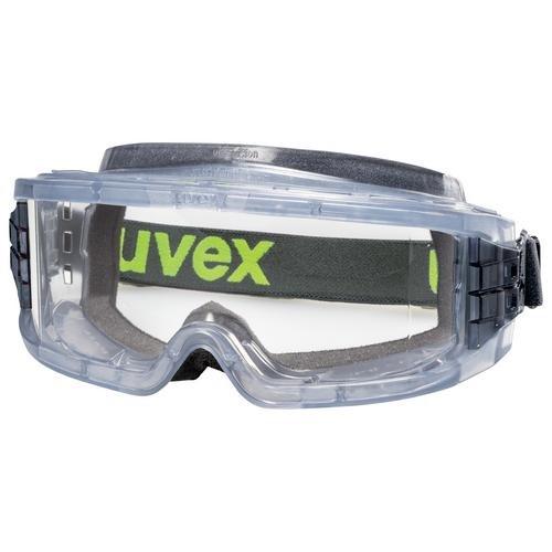 uvex Vollsichtbrille 9301626 ultravision, grau, PC farblos, kratzfest, beschlagfrei