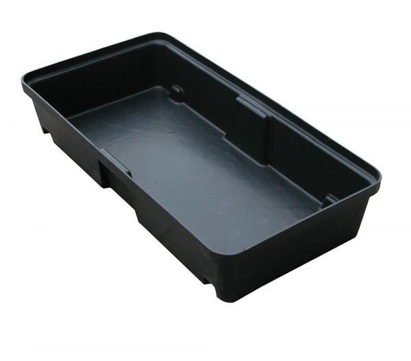 Essentials DIBt-PE-Auffangschale ohne Gitterrost, 30 Liter, PAKE272SWD