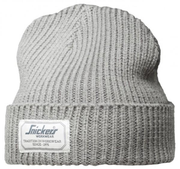 Snickers Workwear 9023 AllroundWork Fischermütze aus Wolle, One size