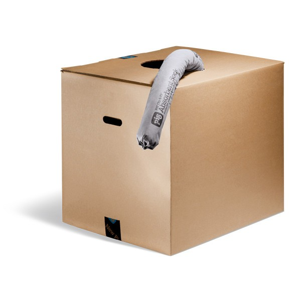 Clip & Fit Saugschläuche Universal, Ø 5 cm x 37 m, 1 Saugschlauch im Karton