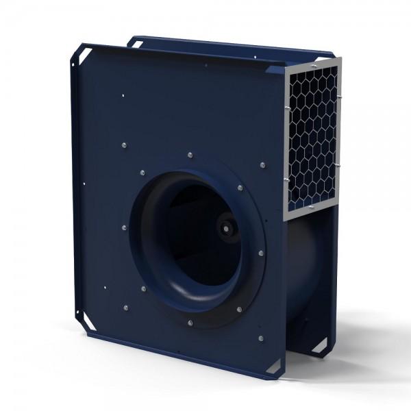 Fumex Radialventilator FBE 1100, 3-Phasen, 11 kW, 400/690 V, 19,6/11,3 A