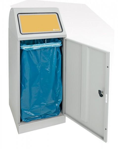 Stumpf Metall Abfalltrennung Flex-M, Tütenhalterung, ProSlide-System, 70 Liter