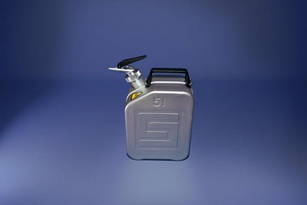 Original Salzkotten Sicherheits-Kanister Typ 321, 5 Liter mit Feindosierer