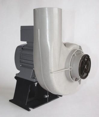 Ventilator Modell EH.VE.5794, CE Ex II 2/2G c e IIB T4, explosionsgeschützt, Schwingungsdämpfer
