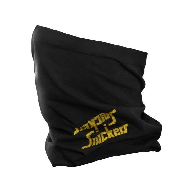 Snickers Workwear 9054 FlexiWork Nahtlose Multi-Kopfbedeckung, schwarz