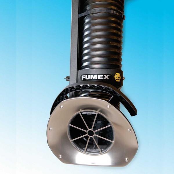 Fumex ATEX Absaugarm PR 4000 EXC, für explosionsgehährdete Bereiche, EX II 2 GD