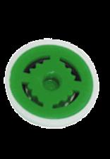 B-Safety Automatischer Mengenregulator grün 97B07 für Augenduschen
