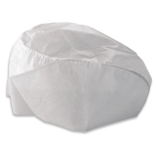 uvex Papiermütze aus Vlies, weiß, Unisize, für Besucher
