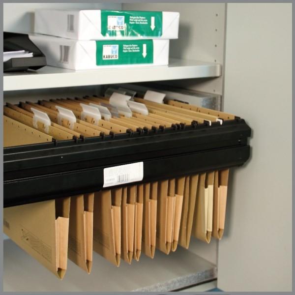 Priorit Hängeregisterauszug AS92-HRA für Akten-/Dokumentenschrank AS92