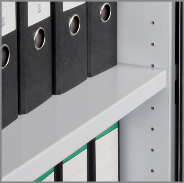 Priorit Einlegeboden AS32-FBO-B für Akten-/Dokumentenschrank AS32 ohne Mittelwand