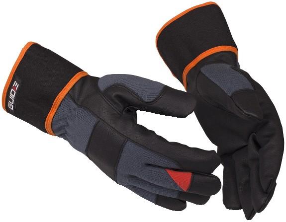 Schutzhandschuhe 769 Guide Winter mit PES-Fleece, ergonomische Passform