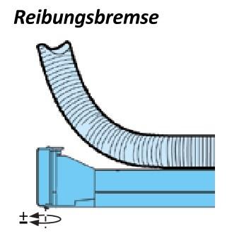 Fumex Reibungsbremse PR 100-6340