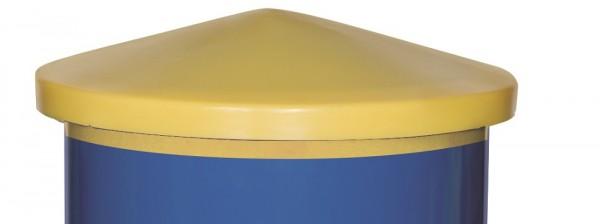 Fassdeckel mit Dichtrand KFD-W aus Polyethylen (PE) für 200 Liter Fass