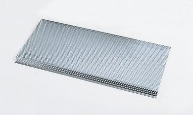 Siebboden 600x311x17mm, für Tauchtank mit Edelstahlbecken