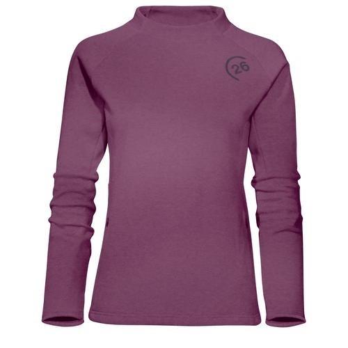 uvex Berufsbekleidung K26 Damen Sweater 7307 beere
