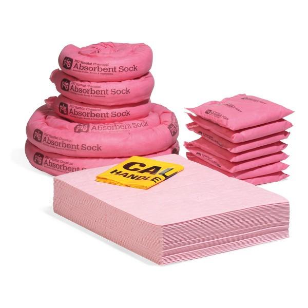 Nachfüllpackung Chemikalien KITRL351 für Notfalltasche KITL351