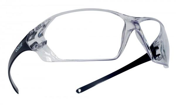 bolle Schutzbrille PRISM - PRIPSI, klares PC, Komfortbügel, Kratzfest, Beschlagfrei