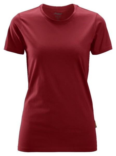 Snickers Workwear 2516 Damen T-Shirt aus Baumwolle