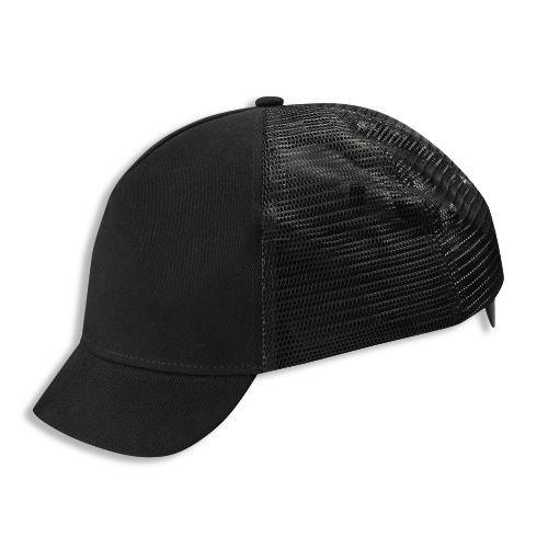 uvex Anstoßkappe u-cap sport vent schwarz mit kurzem Schirm
