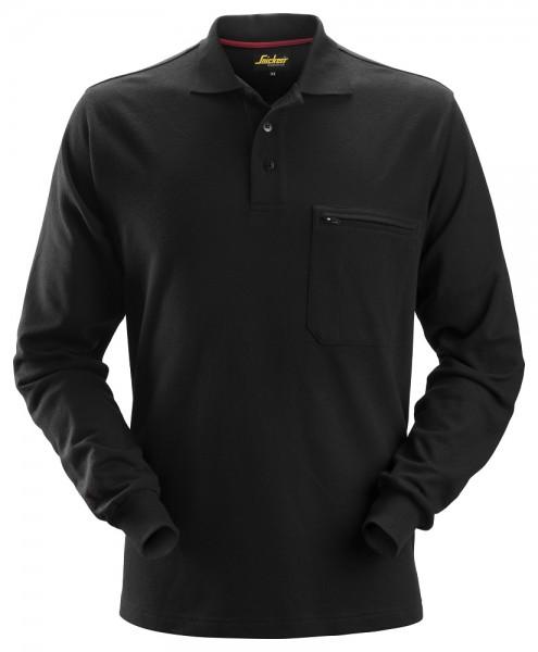 Snickers Workwear 2660 ProtecWork Langarm Polo-Shirt, antistatisch