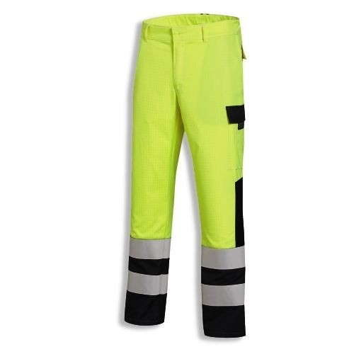 uvex Schutzbekleidung protection multi function+high-vis Herren-Bundhose Modell 3299
