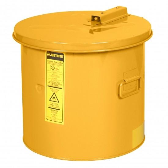 Justrite Sicherheits-Tauchbehälter 8 Liter, Stahl Pulverbeschichtet