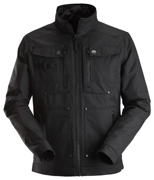 Dunderdon Berufsbekleidung Original Line Arbeitsjacke J56 mit Reißverschluss, schwarz