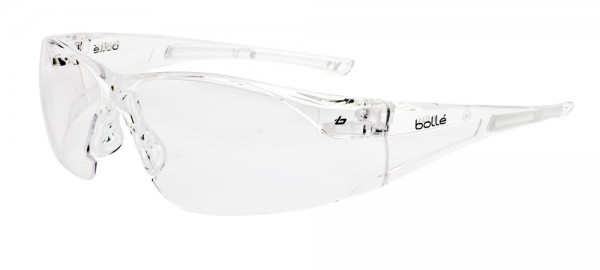 bolle Schutzbrille RUSH - RUSHPSI mit klaren Glas und Panorama-Sichtfeld