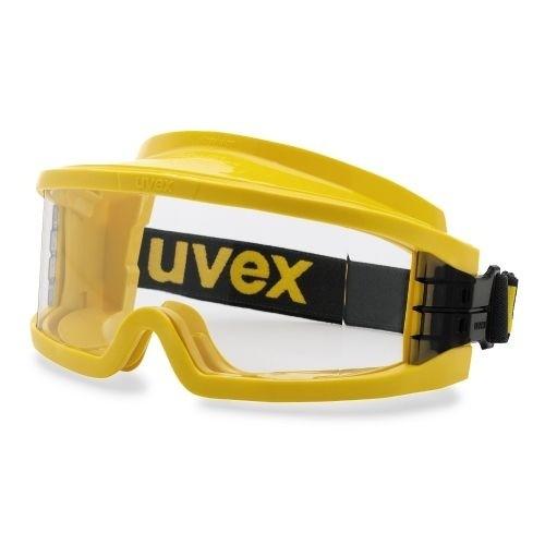 uvex Vollsichtbrille 9301613 ultravision mit Kopfband, PC farblos, ohne Be-/Entlüftungssystem