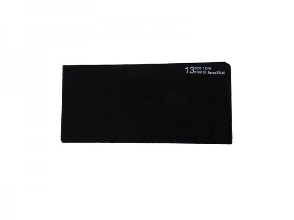 bolle Schweißfilter MP1310550 - Mineral - Schweißtönung 13, 105 x 50 mm, 10 Stück