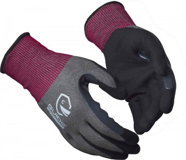 ESD-Schnittschutz-Handschuhe Guide 6604, 6 Paar
