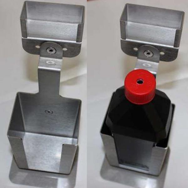 V4A-Flaschenhalter für Tube + MF-Generatoren