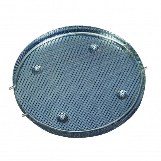 Justrite Teilekorb für Sicherheits-Kleinteilereiniger ab 4 Liter