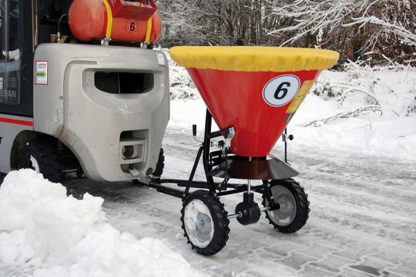 Bauer Abdeckplane für Streuwagen STW