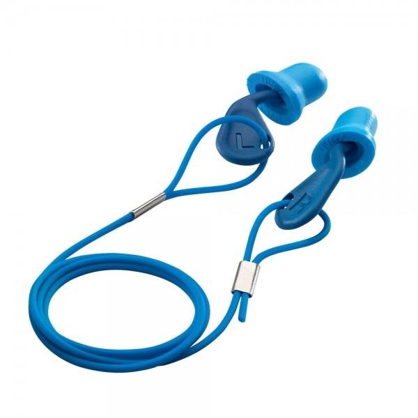 uvex Einweg-Gehörschutzstöpsel xact-fit detec, 26 dB, wiederverwendbarer Pin